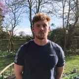 Personal trainer Oxford - Theo
